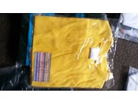 wholesale brand new mix job lot of 9500 piece clothes ready for export or etc