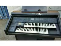 Technics GX5 twin piano