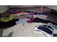 Boys tshirts and jumpers