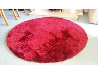 Red Vine Colour Rug