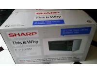 Brand new Sharp Microwave in box