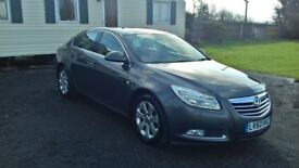 vauxhall insignia in lovely condition