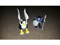 Imaginext Castle Knight and Phoenix