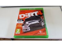 Dirt 4 for xbox one