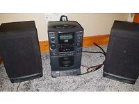 Matsui Compact micro stereo
