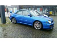 Subaru Impreza Wrx Turbo Awd 4x4 bug eye
