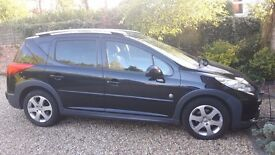 Peugeot 207 SW 1.6 HDi Outdoor 5dr