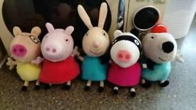 Peppa pig beanie bundle