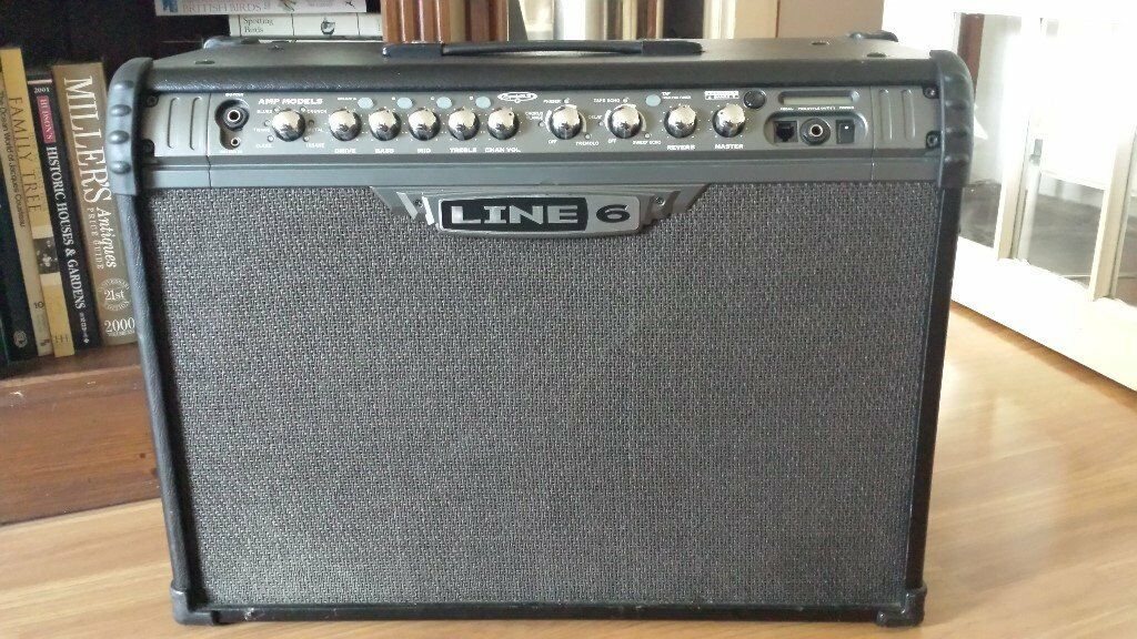 LINE 6 SPIDER 3 120 STEREO GUITAR AMPLIFIER | in Gainsborough, Lincolnshire  | Gumtree