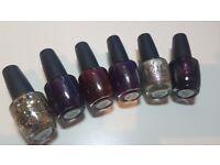 OPI nail polish in various colours - NEW 15ml