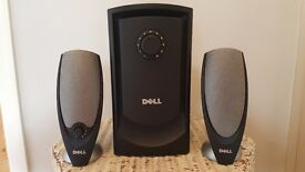Dell speakers and sound system for PC