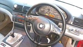 Bmw serie3 1,8 petrol