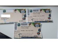 1 X Adult weekend ticket to Kendal Calling including Thursday