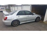 Subaru Impreza WRX non runner