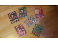 Collection of 'Trouble with Daisy' Books
