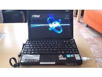 MSI Netbook 10.1inch