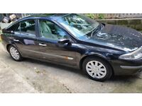 Renault Laguna 2003 2.0L Auto Speirs or Repairs Cheap Car Not/bmw/audi/Vauxhall