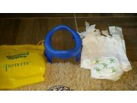 Tommee Tippee Potette -portable travel potty
