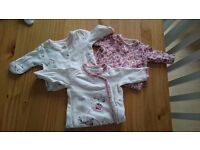 Mothercare tiny baby sets