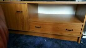 Wooden unit / tv cabinet