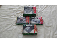 Nintendo 64 Official Accessories Boxed Mint Condition