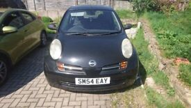 Nissan micra - For Spares & Parts
