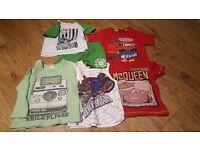 Kids bundle clothes H&m, Converse, Ben Sherman for 2 year boy's.......