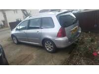 Peugeot 307sw 1.6hdi 7 seater