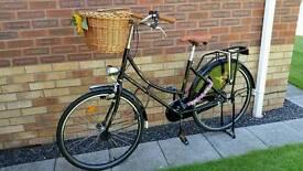 Classic Dutch City Bicycle