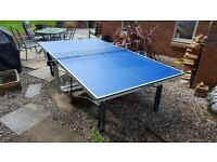 Competition Table Tennis Table - Cornilleau Pro 340
