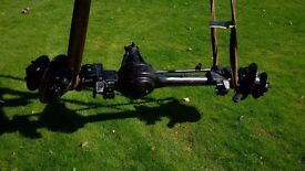 land rover defender 200tdi axles. Will sell individually