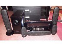 Samsung cinema surround sound system