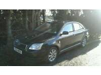 2005 Toyota avensis 2.0 d4d for breaking parts