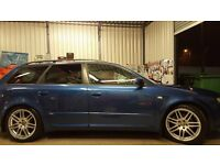 Audi A4 Avant 2008 S Line Special Edition