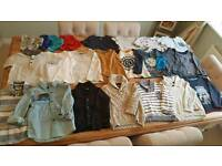 2-3 years toddler boy clothes bundle
