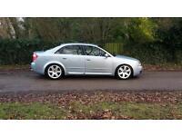 2003 (53) Audi S4 4.2 V8 Quattro Manual Blue 127K FSH