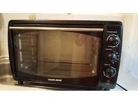 Black and Decker Fan Oven and grill