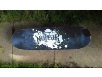 No Fear Skateboard New Unused