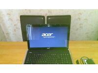 Acer E1 Laptop Bundle