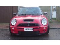 2003 MINI COOPER S R53 SUPERCHARGED. MODIFIED JCW FAST LITTLE CAR NOT TURBO R50 R52 SWAP SWOP PX