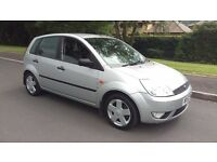 2002 52 Ford Fiesta 1.4 Zetec. Recent M.O.T. Lovely Car. Lovely Drive. PX Possible
