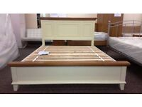 Ex Display Julian Bowen Portland King Size Bed **CAN DELIVER**