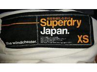 Superdry coat xs