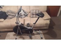 Vfit Exercise bike - Air resistance