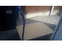 HAND CART /TROLLY IN GOOD CONDITION.