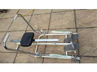 Tunturi Puch hydraulic Rowing Machine