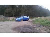 Subaru impreza wrx sti type uk forged 400hp
