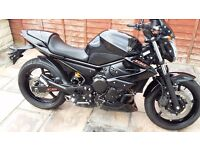 Yamaha xj6 62reg mint condition