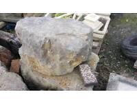 Lias Boulders