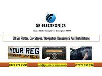 Car Stereo Decode - Navigation - Radio Code (SAFE CODE LOCKED)